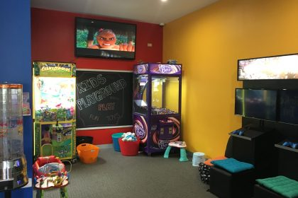 New Kids Area
