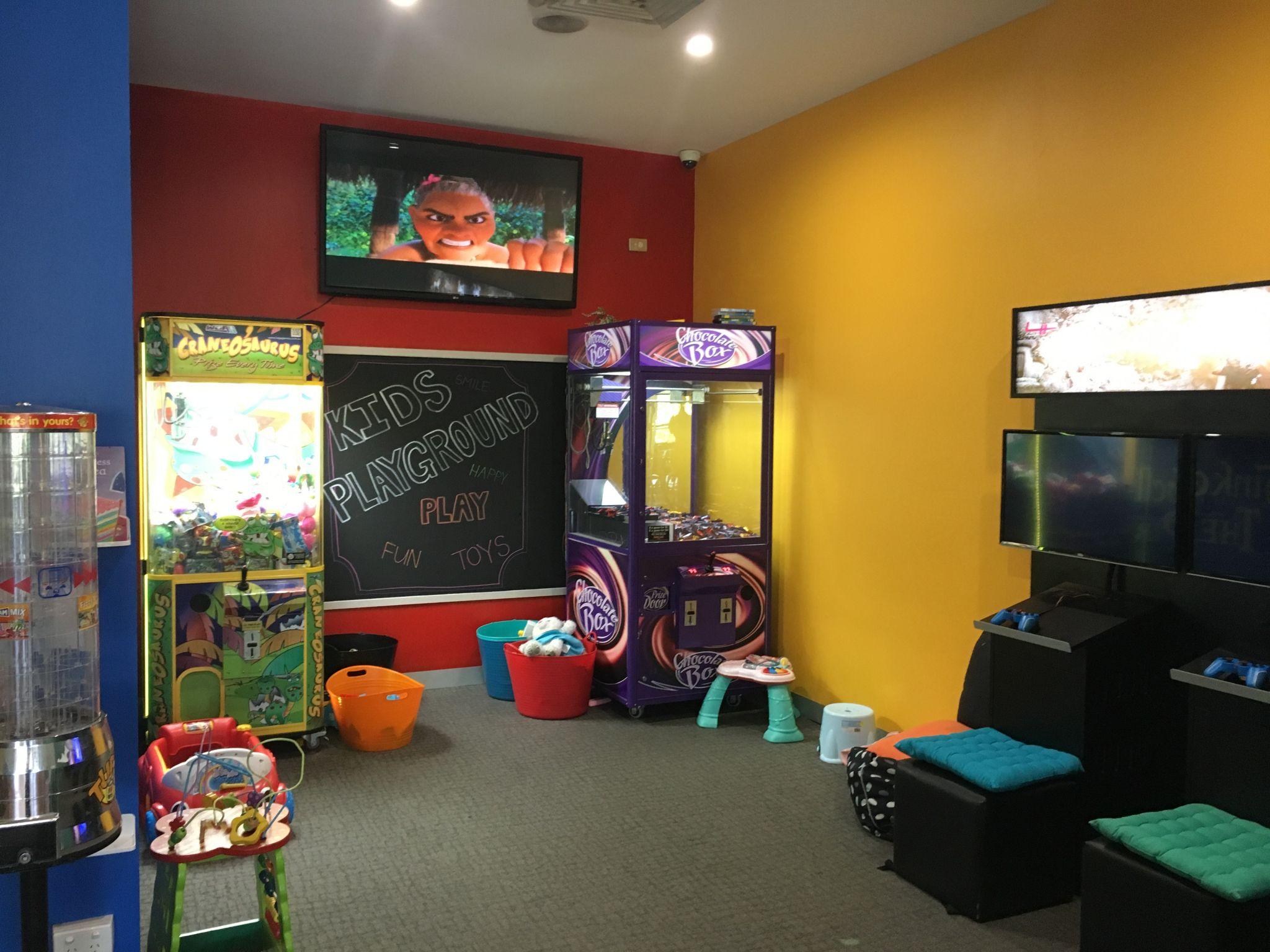 New Kids Area